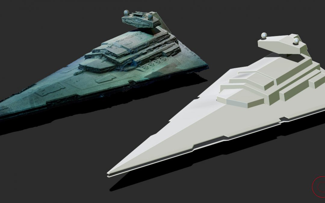 Imperial Star Destroyer Avenger